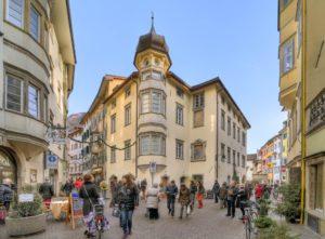 Auswandern in die Städte Südtirols
