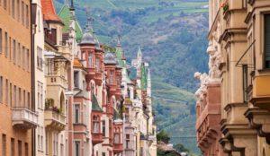 Architektur Südtirols Städte